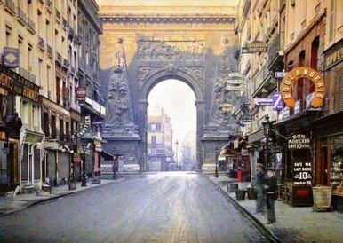 Photos extrêmement rares de Paris en couleurs au début des années 1900 | Bureau de curiosités | Scoop.it
