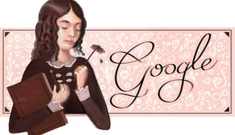 Elizabeth Browning's 208th birthday: Google Doodle marks Victorian poet's ... - The Independent   Human Writes   Scoop.it