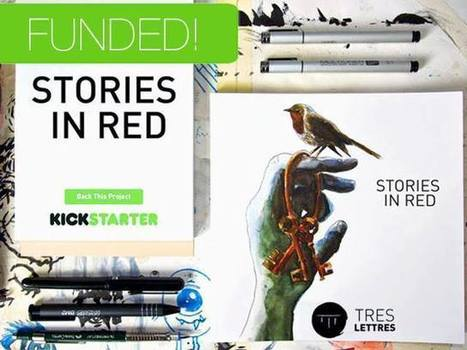 Freebies! | TRESLETTRES to publish STORIES IN RED | Scoop.it