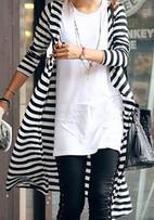 Collar Maxi Cardigan | Lookbook Store | Women Fashion | Scoop.it