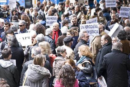 FAPE: casi 8.000 periodistas se han quedado sin trabajo desde que comenzó la crisis | De variado interés general | Scoop.it