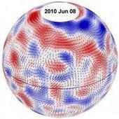 Γιγάντια ρεύματα βρέθηκαν να ανακυκλώνουν τη θερμότητα στον Ήλιο | ΚΟΣΜΟ - ΓΕΩΓΡΑΦΙΑ | Scoop.it