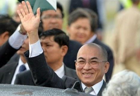 Cambodia's King Invites Hun Sen, Sam Rainsy to Talks - Radio Free Asia | Global Politcs- Current Events | Scoop.it