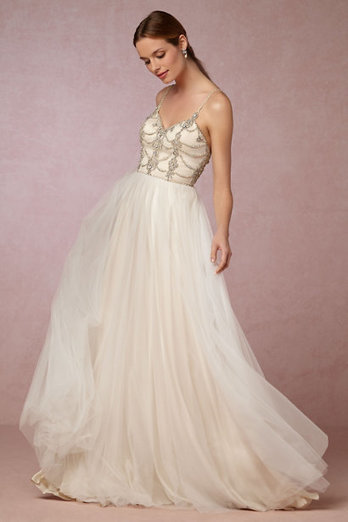 10 BHLDN Wedding Gowns That We Have Fallen In Love With: Part 2 - I Do Take Two | Wedding Inspiration | Scoop.it