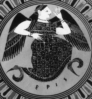 Ese punto azul pálido (Pale Blue Dot): La influencia de la mitología en la ciencia (23ª Parte): Eris | Mitología clásica | Scoop.it