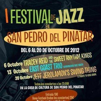 Arranca el I Festival de Jazz de San Pedro del Pinatar | Festivales de jazz (España) | Scoop.it