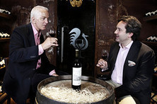 Sharing a Bottle With David Gower | Vitabella Wine Daily Gossip | Scoop.it