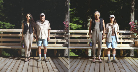 Seeing These Hipster Couples With Their Outfits Gender-Swapped Will Make You Think. | Gender & Sport | Scoop.it
