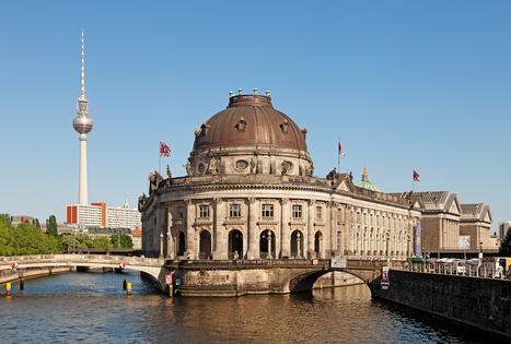 Why Berlin Is Still An Attractive City For Artists | artnet News | Art Contemporain | Scoop.it