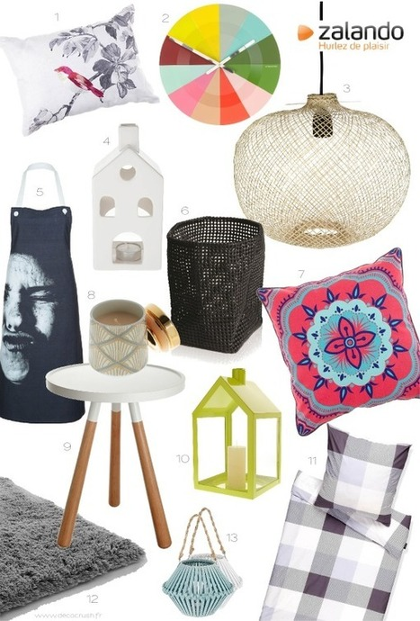 { Today I ♥ } La collection maison de Zalando | décoration & déco | Scoop.it