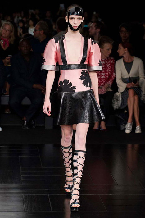 SS15 trend report - bringing fashion into the home | Decor Trends | Scoop.it