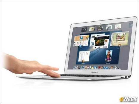 MacBook Air's Modest Upgrade Is Still Worth the Money: 10 Reasons Why | Technology | Scoop.it