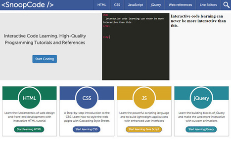 30 Best Websites to Learn Design and Development   Mathematics learning   Scoop.it