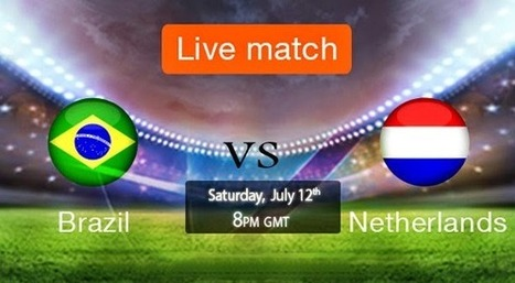 Brazil vs Netherland Third Postion Match Fifa World Cup 2014 | Entertainment A2Z | Pizza 3D Movie Release Date , Story ,Cast Details | Scoop.it
