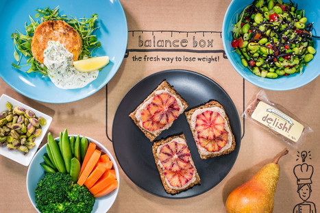 Diet Delivery Service to Your Door by Balance Bo | Health | Scoop.it