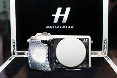 Hasselblad Lunar is a Rebranded Sony NEX-7 with $5,000 of Luxury | Filmmaking & Filmmakers | Scoop.it
