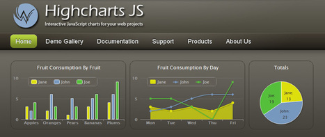 Showcase of Beautifully Designed Charts & Graphs   Data Visualization and Infographics   Scoop.it