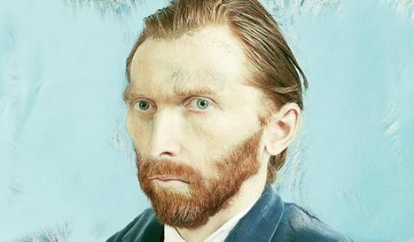 L'autoportrait de Vincent van Gogh imaginé en photo   Pinturas   Scoop.it