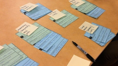 The Pros and Cons of Card Sorting in UX Research | Digital Brand Marketing | Scoop.it