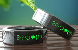 Smarty Ring, la bague connectée qui contrôle votre smartphone | Connected-Objects.fr | connected home | Scoop.it