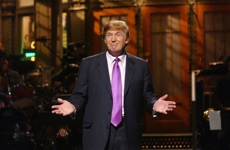 Donald Trump's SNL hosting gig is a new low in US politics - Fortune | American Politics | Scoop.it