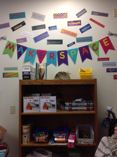 Makerspace Resources and Programming ideas - @gravescolleen #NewUpdates | AC Library News | Scoop.it
