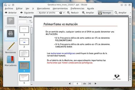 Okular: tomar notas en tus PDF nunca fue tan fácil | Comunicación para la educación | Scoop.it