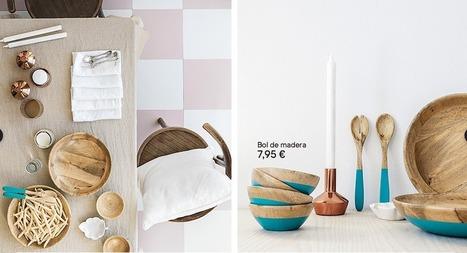 H&M Home, básicos de primavera - Opinoteka   Lámpara de sobremesa Dina   Scoop.it