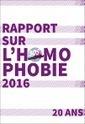 Rapport 2016 sur l'homophobie. | SES-BANK | Scoop.it