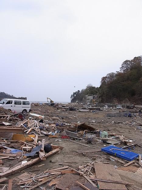 [Photo] Dommages dans la région de Tohoku | Flickr - Photo Sharing! | Japon : séisme, tsunami & conséquences | Scoop.it