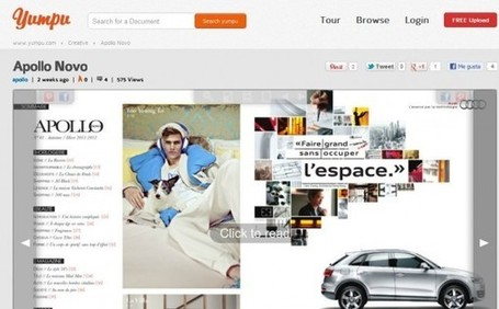Yumpu – Transforma tus archivos PDF en revistas online | Joaquin Lara Sierra | Scoop.it