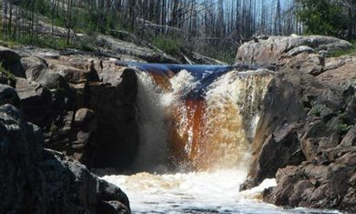 Canoeist discovers uncharted waterfalls in Canada | BC Geography 12 and IB Geography | Scoop.it