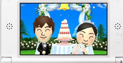 Nintendo refuse le mariage gay dans Tomodachi Life, pour l'instant   Libertés Numériques   Scoop.it