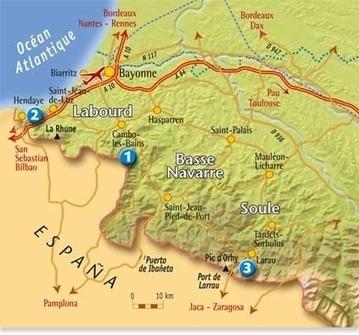 Pyrénées Atlantiques : Labourd, Basse Navarre, Soule - Les Pyrénées | Randonnées Pyrénées | Scoop.it