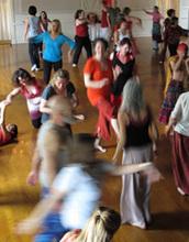 Body Joy - 5Rhythms Dance Class Sacramento / Sacramento dance classes | Waking Source | Scoop.it