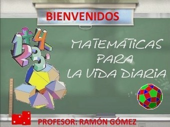 Matemáticas desde Nercón | Matemáticas Aplicadas | Scoop.it