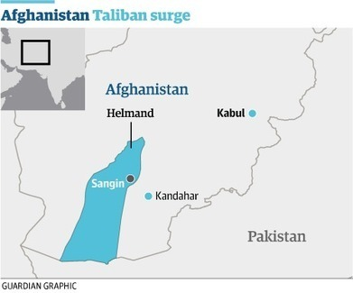 Taliban advance into Sangin threatens British military gains in Helmand | Military-Stuff | Scoop.it