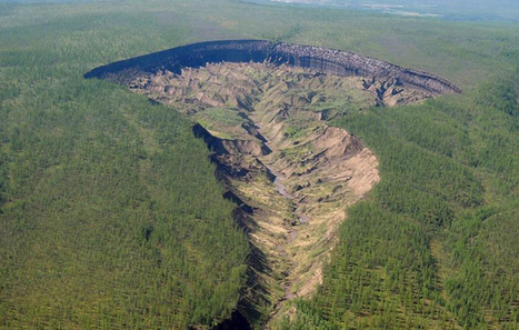 Climate Change Just Opened a 'Gateway to the Underworld' in Siberia | great buzzness | Scoop.it