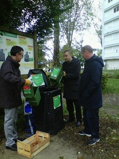 GRAND DIJON : En route vers le compostage partagé ou collectif - infos-dijon.com | Compostage : Déchets verts & Biodéchets | Scoop.it