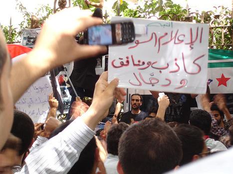 Breve guía del periodismo ciudadano en el conflicto sirio   Periodismo Ciudadano   Periodismo Ciudadano   Scoop.it