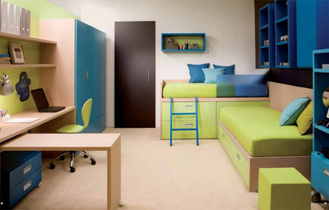 Interior Furniture to Deal With Small Room - Home Improvement Projects | Dwell Articles | Scoop.it
