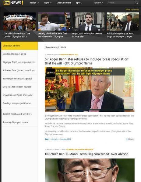 Live Blog บนเว็บไซต์ข่าวที่ดี เป็นอย่างไร? | Facebook | Online Journalism & Journalism in Digital Age | Scoop.it