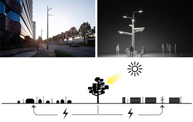 Illuminating Inventions: 10 Twists to Simple Street Lights | green streets | Scoop.it