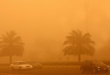 Reducing the Impact of Sand and Dust Storms | Fostering Sustainable Development | Scoop.it
