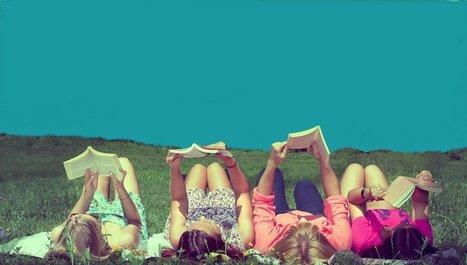Día Mundial del Libro o cómo leer nos hace más felices | As BEs para o mundo | Scoop.it