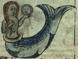 Las sirenas medievales | Mitología clásica | Scoop.it