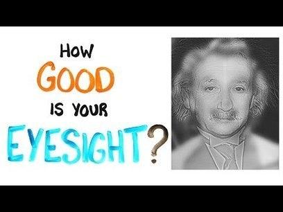 How Good Is Your Eyesight? (TEST) | Improve Eyesight Remedies | Scoop.it