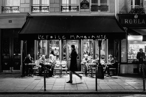 Paris in Black & White | Stephan Ip | Paris | Scoop.it
