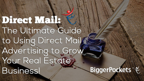 Direct Mail: The Ultimate Guide to Using Direct Mail Advertising | Commercial Printing | Scoop.it