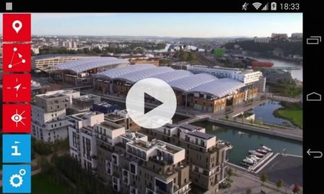 MyConfluence® #Lyon : une appli pour découvrir les projets en réalité augmentée | Smart Ville | Scoop.it